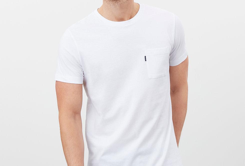 Joules Men's Denton White T Shirt