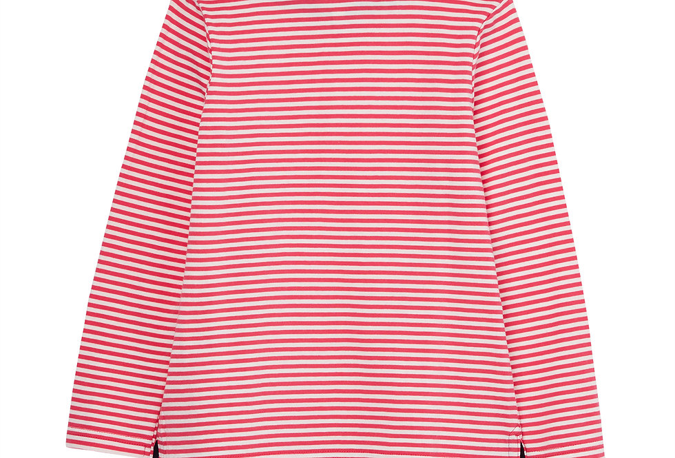 Joules Pascal Striped Lightweight Top
