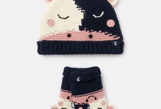 Joules Chummy Cow Set