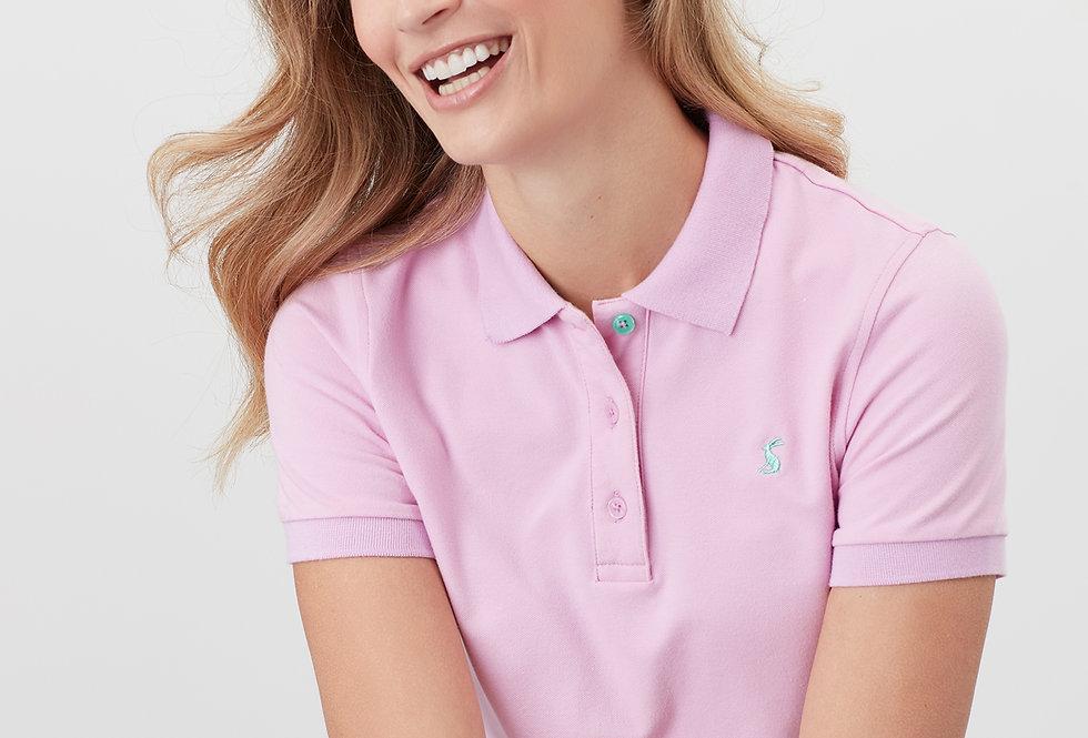 Joules Pippa Light Pink  Polo Shirt