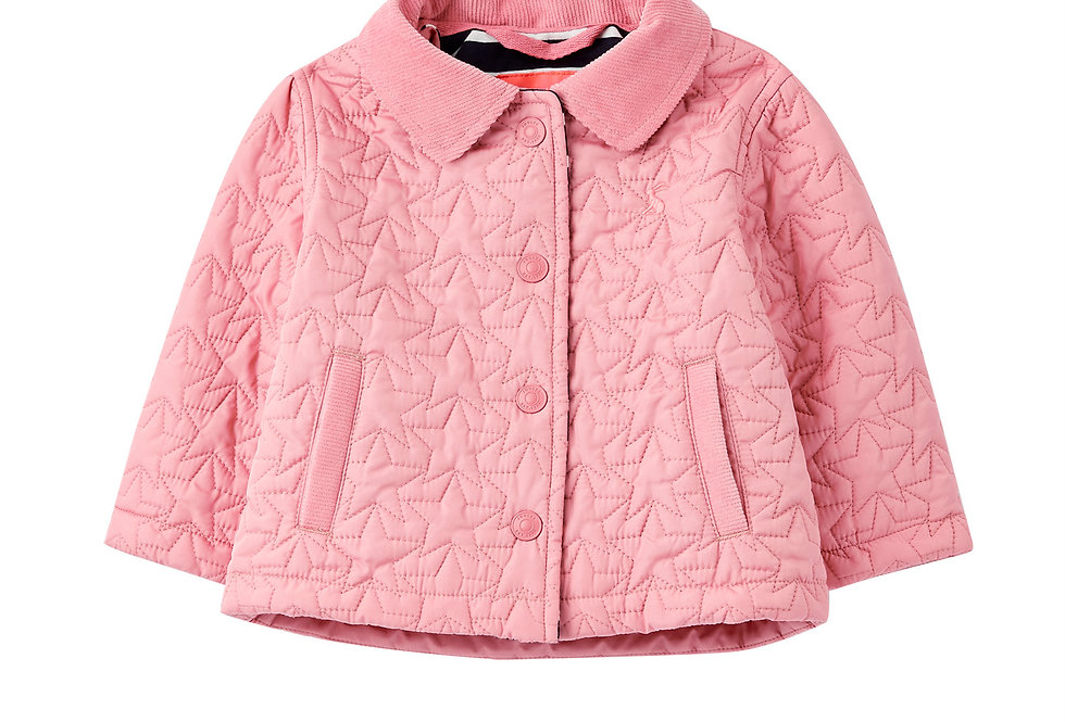 Joules Baby Mabel Quilted Coat