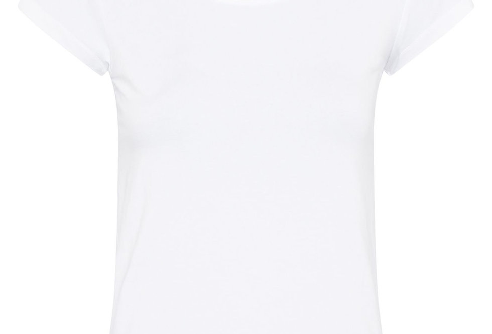 Great Plains Essential Classic  White Tee