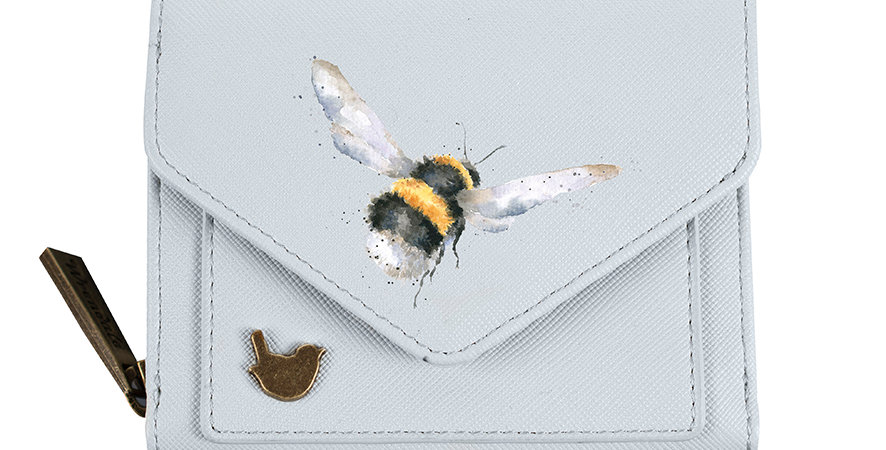 Wrendale Bee Small Purse