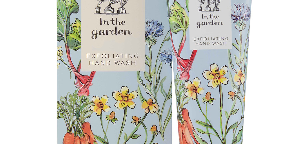 Heathcote & Ivory In The Garden Exfoliating Hand Wash