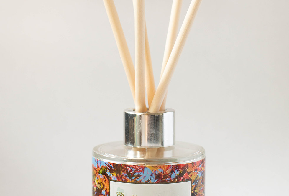 From My Mothers Garden Reed Diffuser Connection
