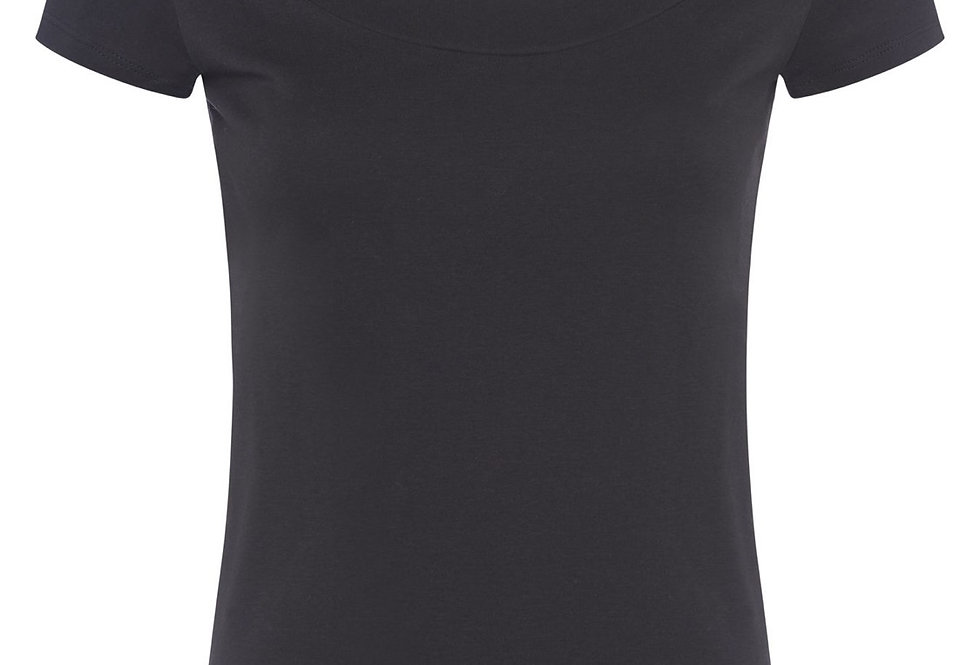 Great Plains Essential Classic Black Tee