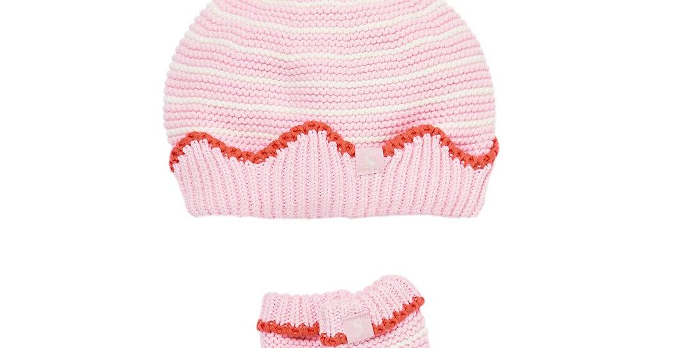 Joules Crown Pink Stripe