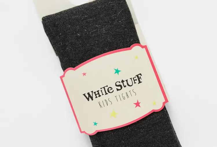 White Stuff Mini Sienna Sparkle Tights