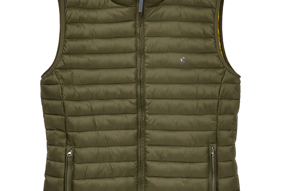 Joules Go To Gilet Olive