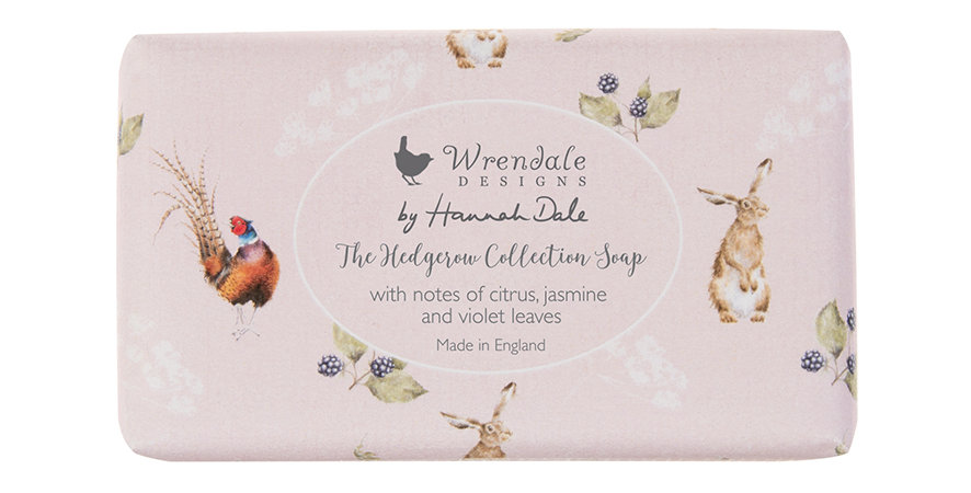 Wrendale  Hedgerow  Collection Soap 190g