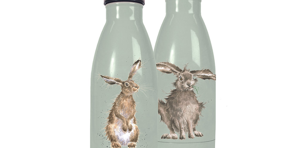 Wrendale Hare and The Bee Water Bottle
