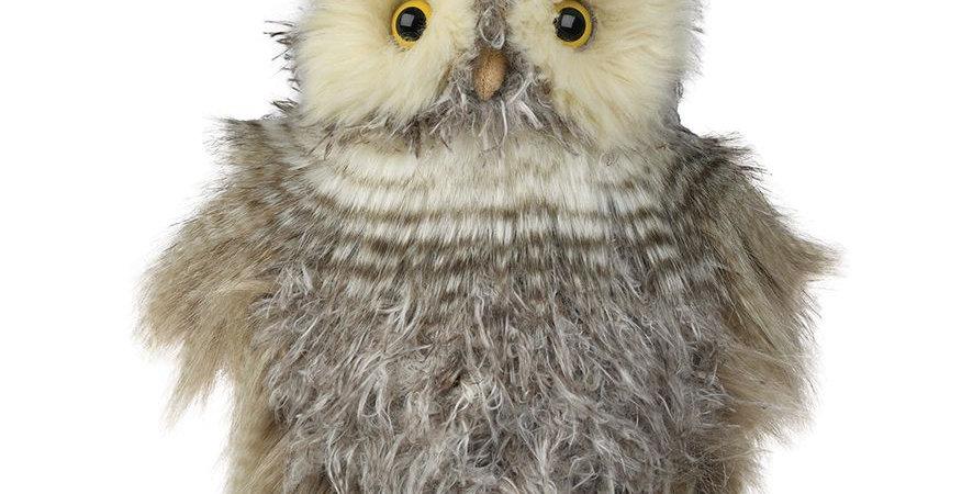 Wrendale Elvis Plush Owl