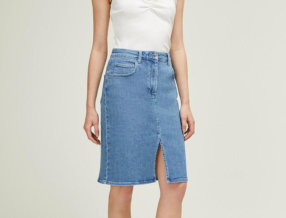 Great Plains Vintage Denim Skirt