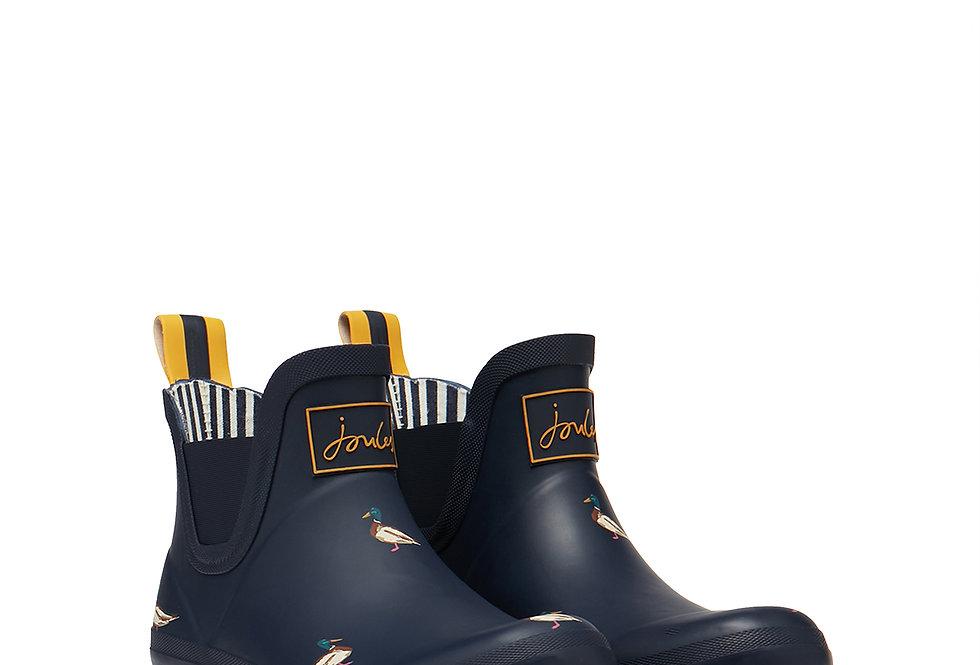 Joules Navy Duck Wellibobs