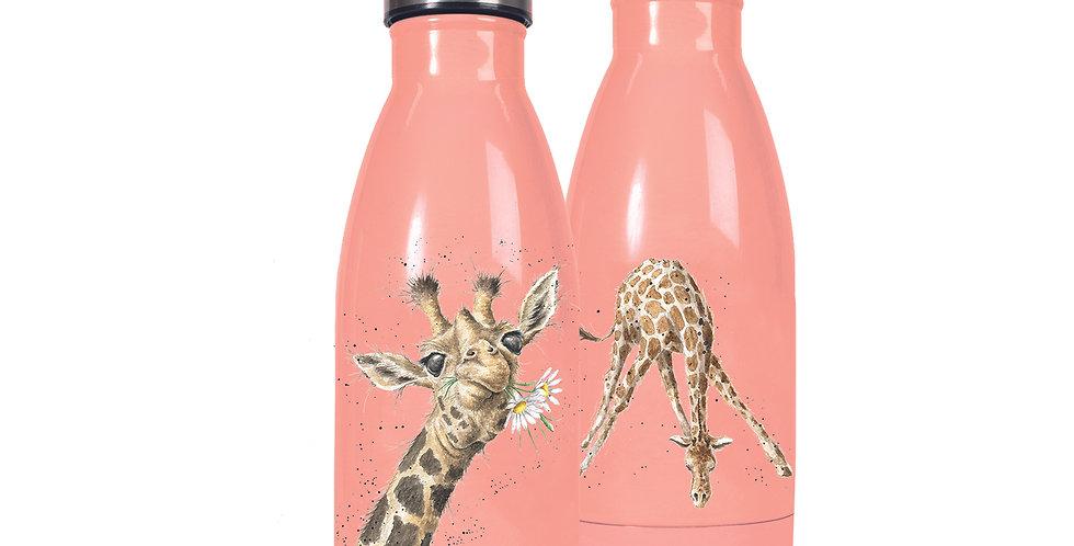 Wrendale Small Giraffe Water Bottle
