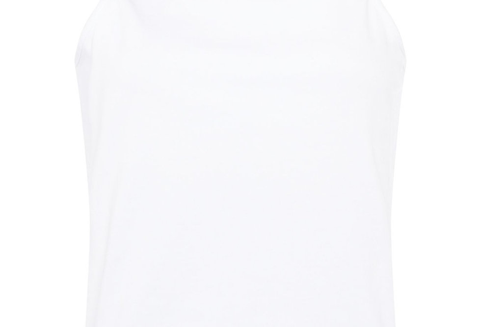 Great Plains Fitted White Cami