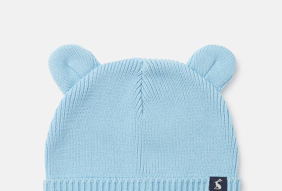 Joules Cub Baby Hat Blue