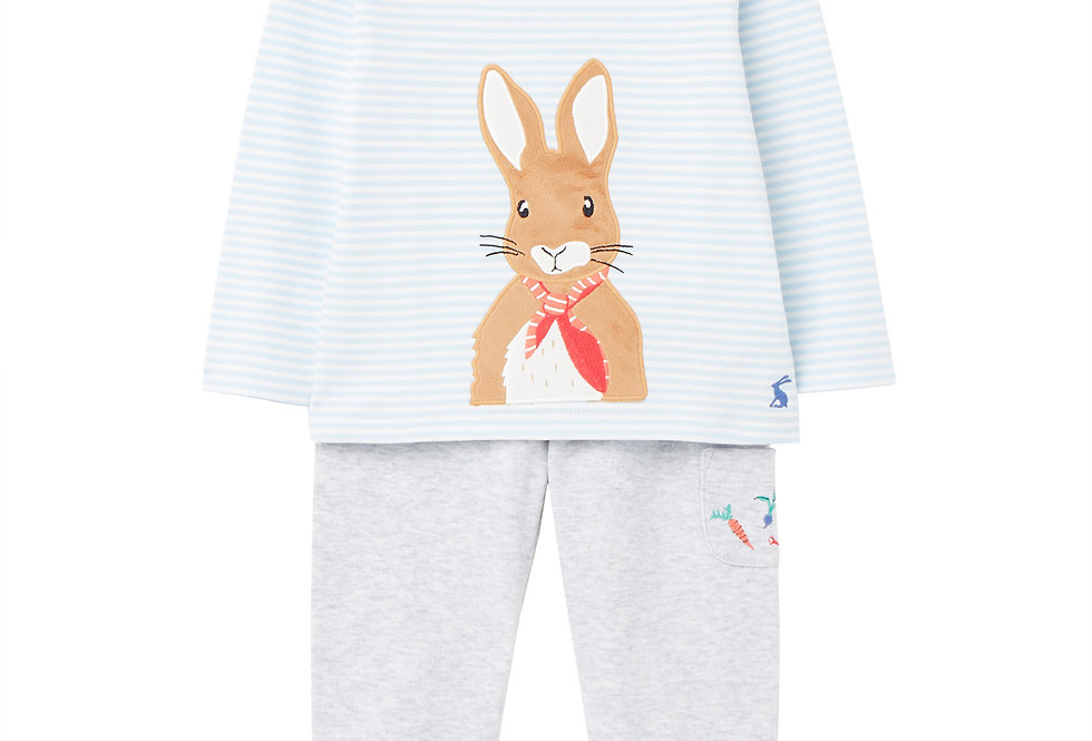 Joules Peter Rabbit Top and Trouser Set