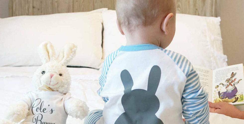 Blue Bunny Pyjamas