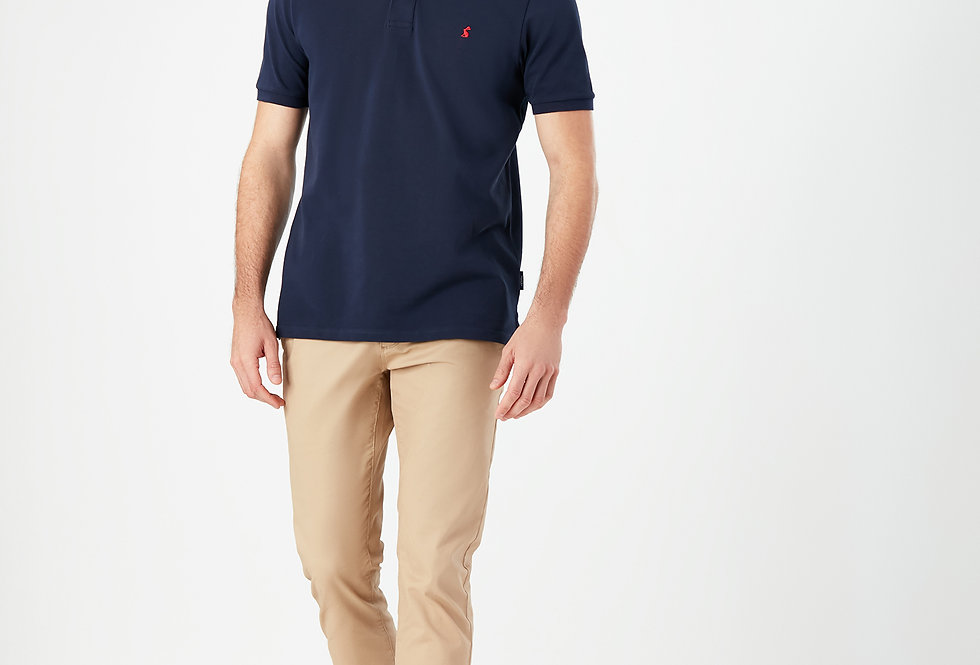 Joules French Navy Classic Fit Polo