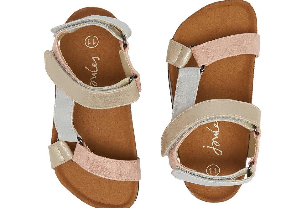 Joules Kira Multi Strap Sandals