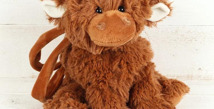 Jomanda Highland Cow Bag