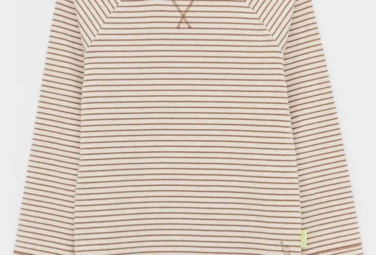 White Stuff Seb Stripe Layering Top