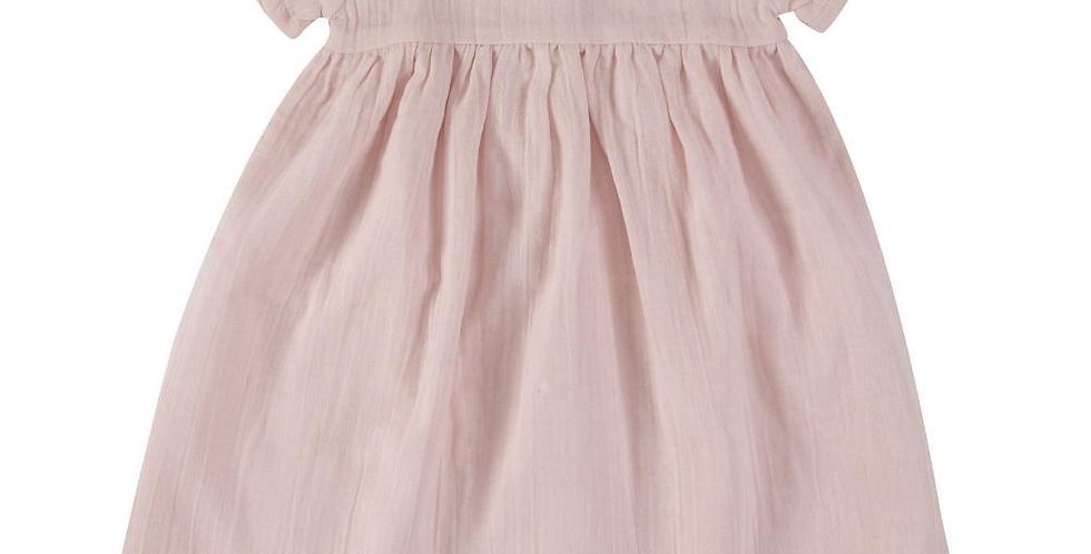 Pigeon Organics Pink Muslin Dress
