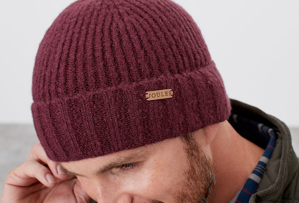 Joules Bamburgh Fig Hat