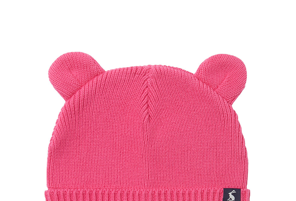 Joules Cub Baby Hat Pink
