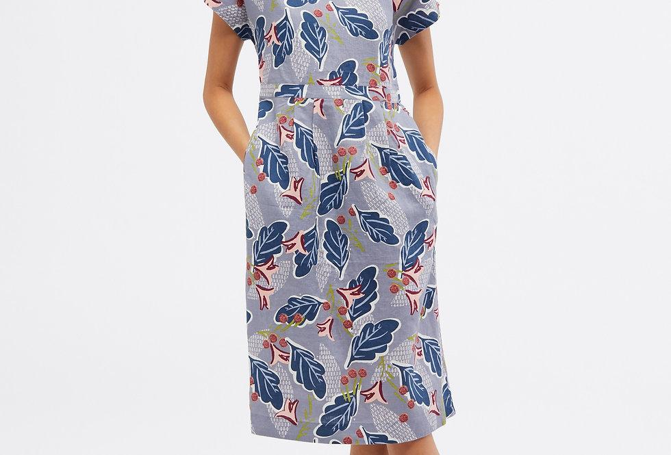 White Stuff Mark Makers Linen Dress