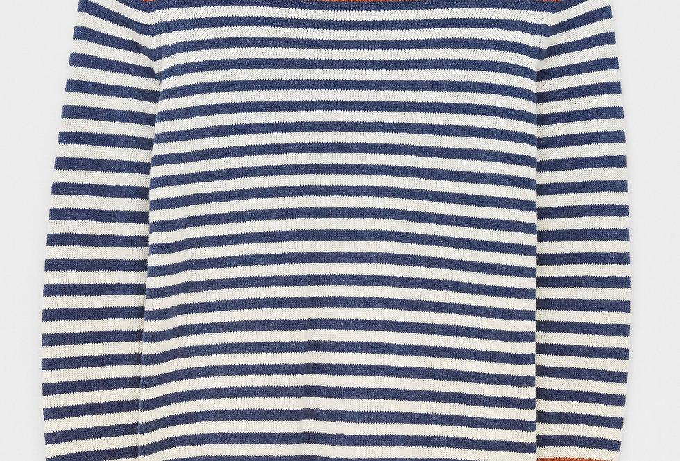 White Stuff Sunday Stripe Jumper