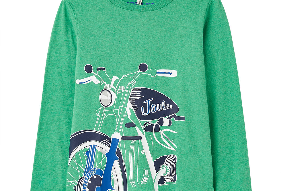 Joules Randall  Motor bike Top