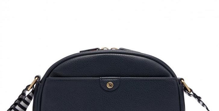 Joules Tilly PU Crossbody Bag