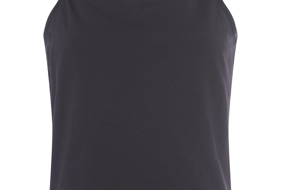Great Plains Fitted Black Cami