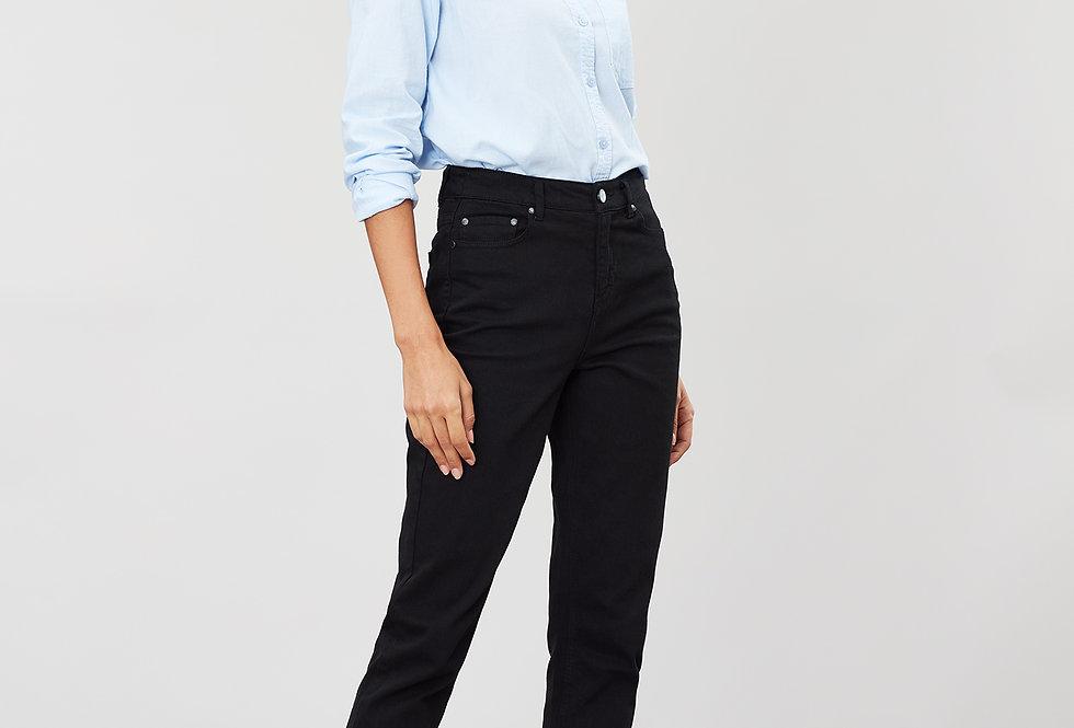 Joules Etta Straight Leg  Black Jeans