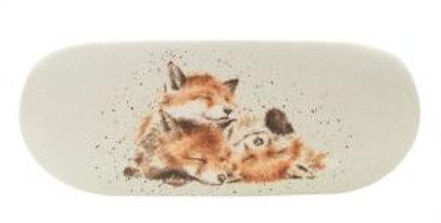 Wrendale Fox Glasses Case