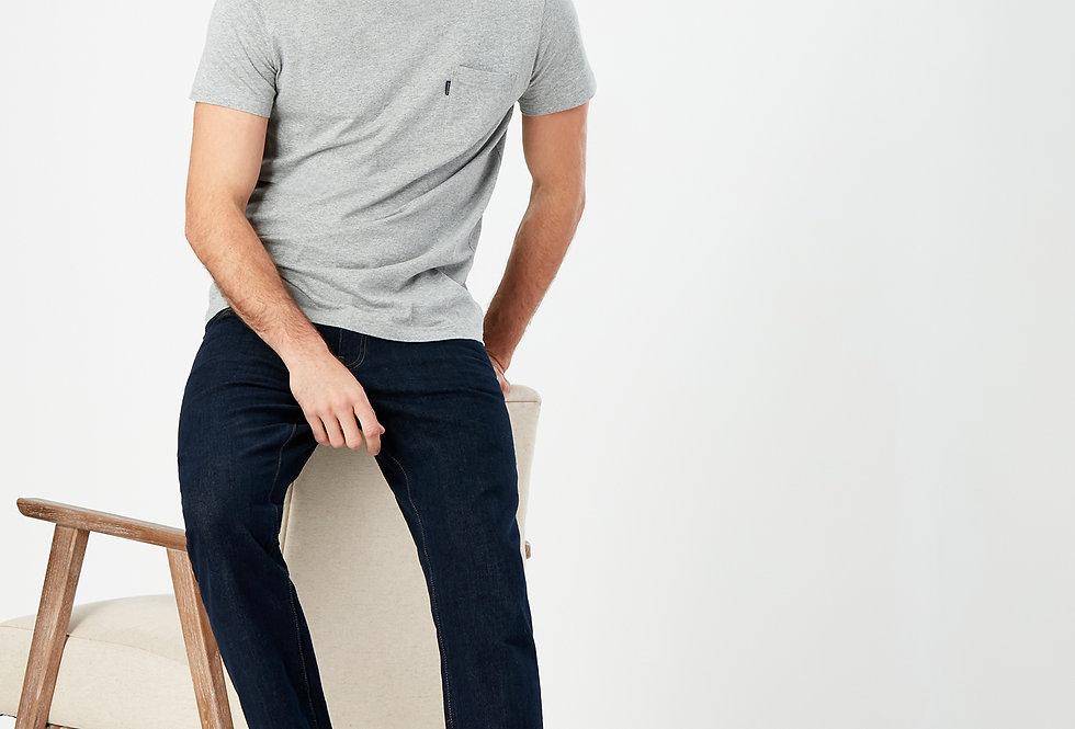 Joules Men's Denton Grey T Shirt