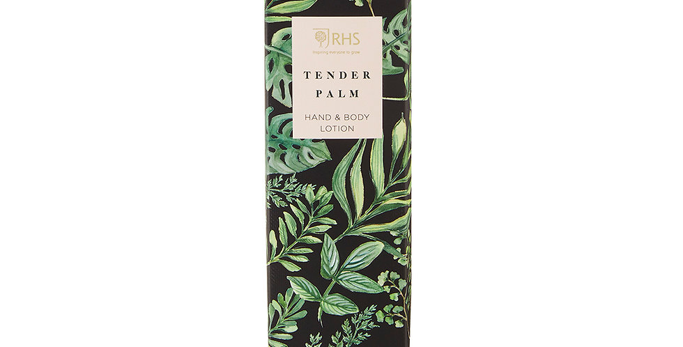 Heathcote & Ivory RHS Tender Palm Hand and Body Lotion