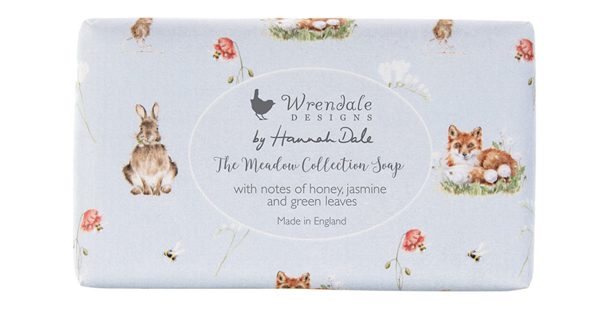 Wrendale  Meadow Collection Soap 190g