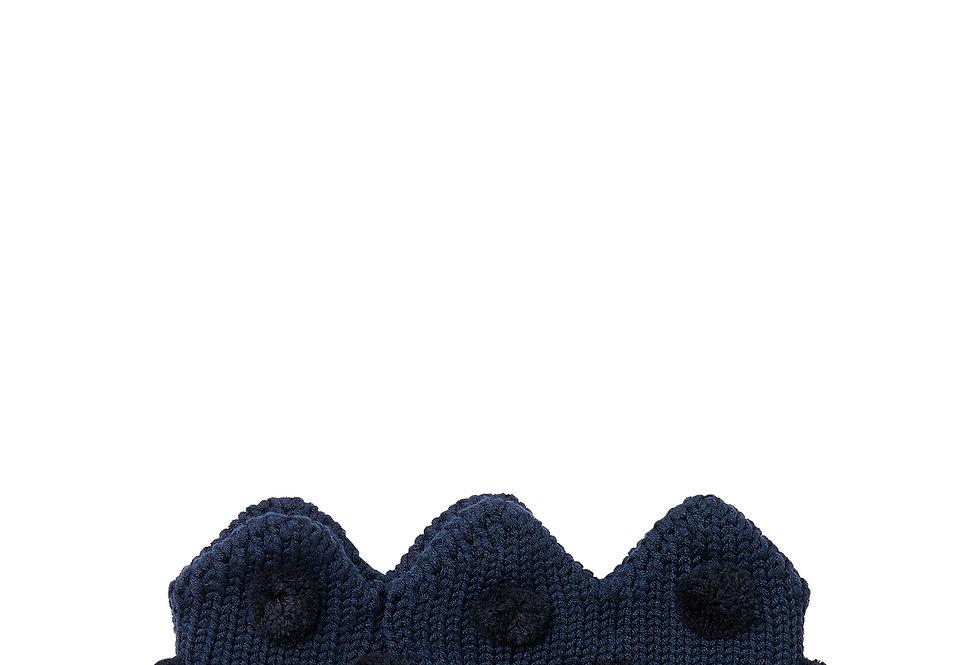 Joules Thora Navy Crown Headband