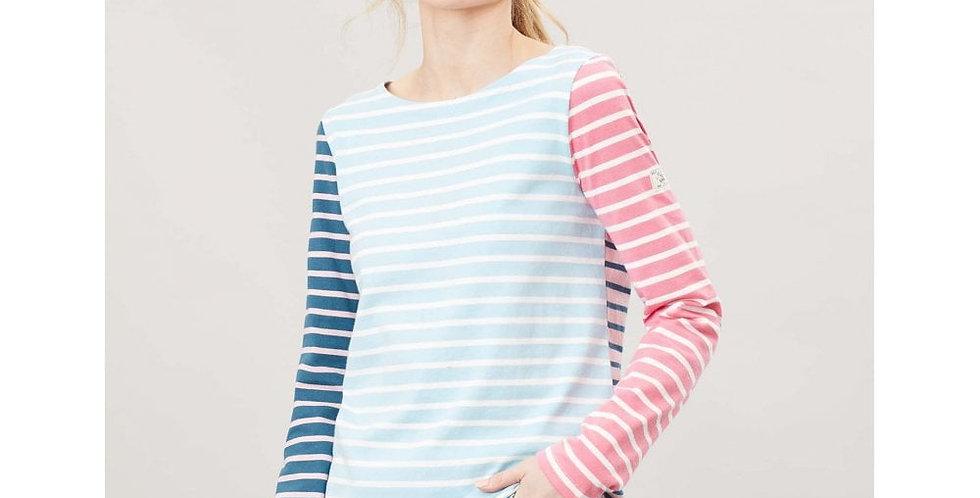 Joules Harbour Blue Cream Stripe