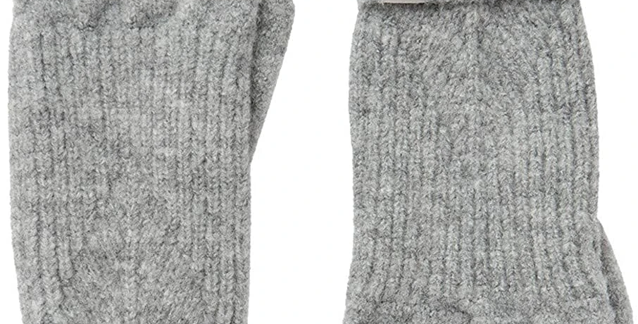 Joules Thurley Grey Gloves