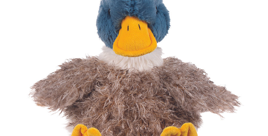 Wrendale Webster Plush Duck