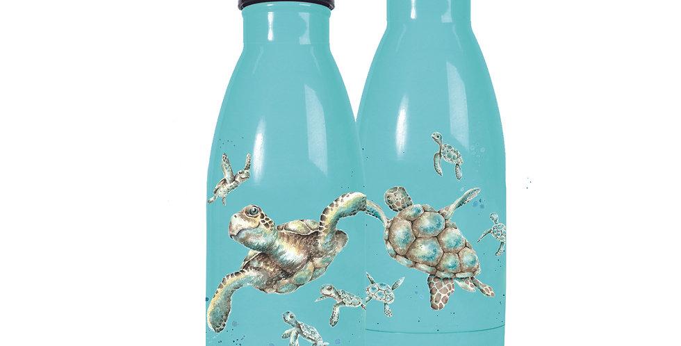 Wrendale Small Turtle Water Bottle