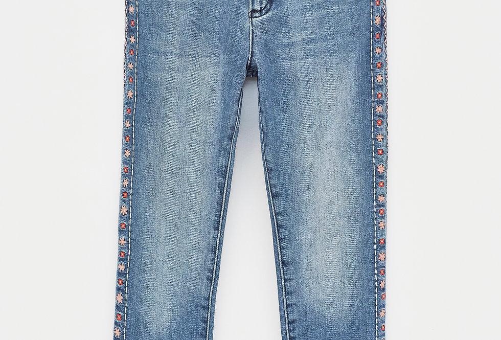 White Stuff Stitch To Stitch Denim Jeans