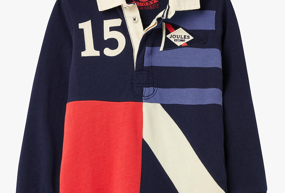 Joules Try Boys Rugby Shirt