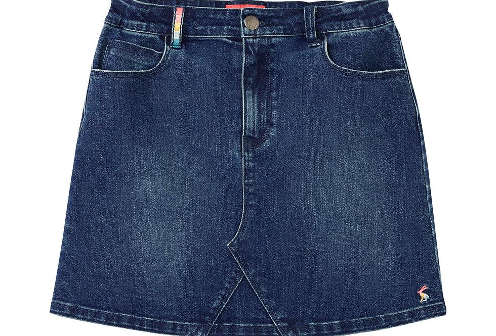 Joules Hollis Denim Skirt