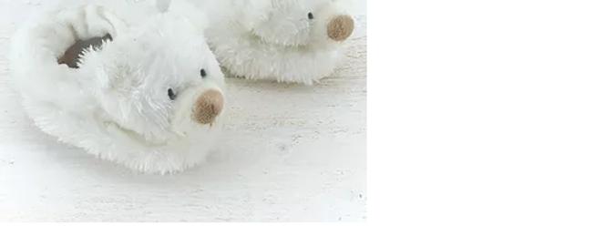 Jomanda Bear Baby Slippers