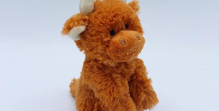 Jomanda Mini Highland Cow